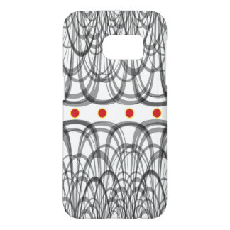 Red dots samsung galaxy s7 case