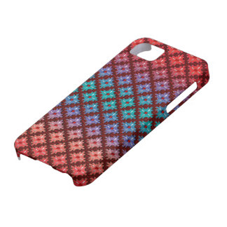 Red Dots Spinning Sensation iPhone SE/5/5s Case