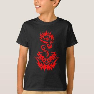 Red Dragon 2 tattoo T-Shirt