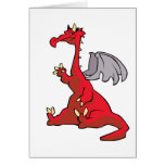 Red Dragon Cards
