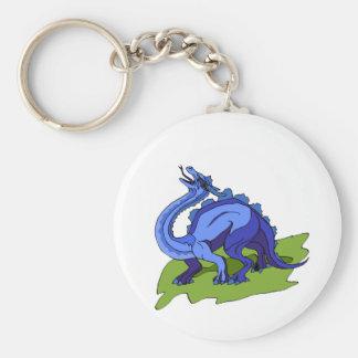 Red Dragon Cute copy Keychain