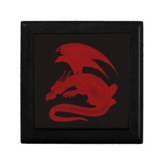 Red Dragon Drakon Maionios Gift Box