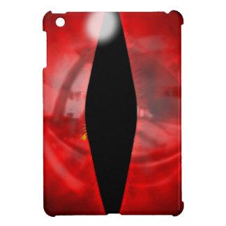 Red Dragon Eye iPad Mini Cover