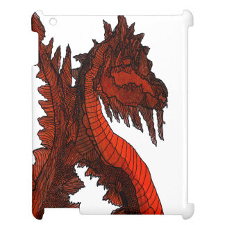 Red Dragon Fantasy Pop Art CricketDiane Dragons Cover For The iPad