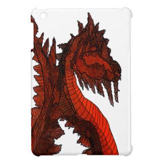 Red Dragon Fantasy Pop Art Customizable iPad Mini Case