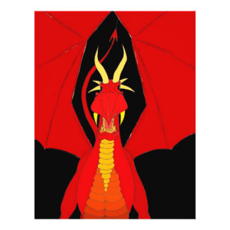 Red Dragon Flyer