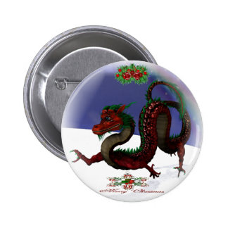 Red Dragon Holidays Button