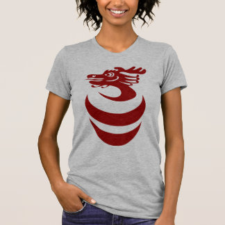 Red Dragon in Egg Shirt