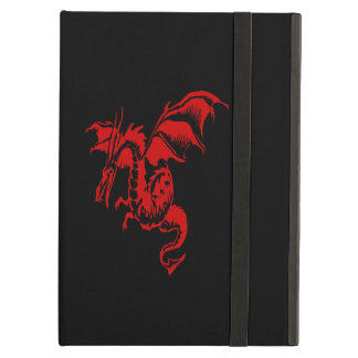 Red Dragon iPad Air Cases