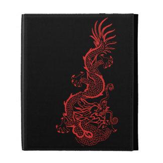 Red Dragon iPad Case