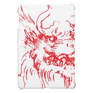 Red Dragon iPad Mini Covers
