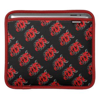 Red Dragon iPad Sleeve