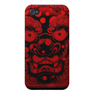 red dragon iPhone 4 covers