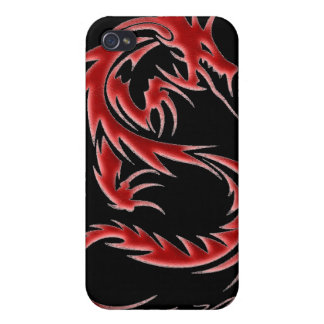 Red Dragon iPOD Case