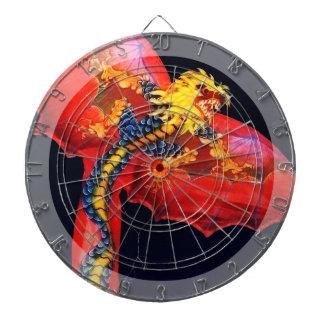 Red Dragon Kite Dartboards