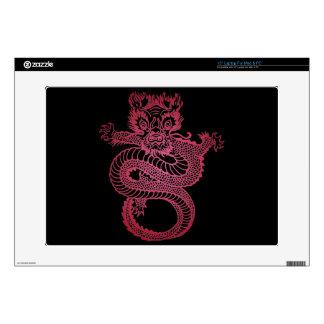 Red Dragon Laptop Skin