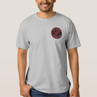 Red Dragon Martial Arts T-shirt w/logo on front