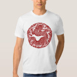 Red Dragon Men's T-Shirt (Front)