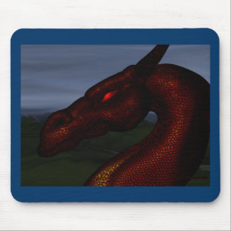 red-dragon mouse mats