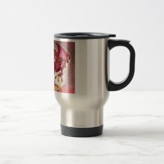 Red Dragon Coffee Mugs