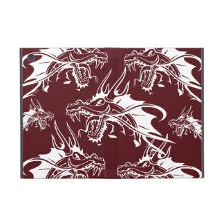 Red Dragon Mythical Creature Cool Fantasy Design Case For iPad Mini