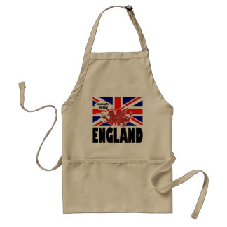 Red Dragon of Wales Apron