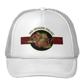 Red Dragon Palace Trucker Hat