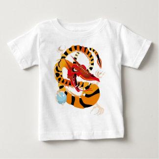 red dragón polera