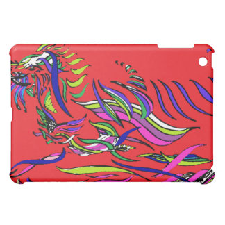 Red Dragon - Ribbon Series - Dragon iPad Mini Covers