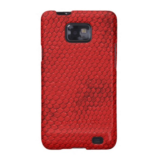 Red Dragon Samsung Galaxy S Cases