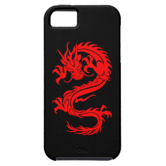 RED DRAGON SAMSUNG GALAXYS3 iPHONE CASE
