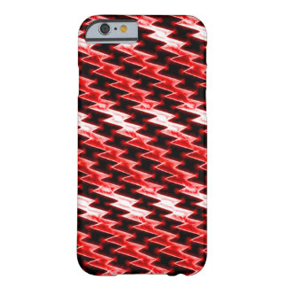 Red Dragon Scales Fractal Barely There iPhone 6 Case