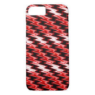 Red Dragon Scales Fractal iPhone 8/7 Case