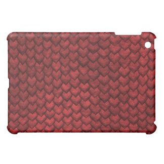 Red Dragon Scales iPad Mini Case