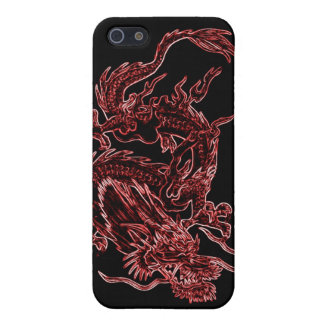 Red Dragon Speck Case