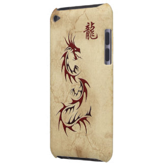 RED DRAGON YEAR OF THE DRAGON Asian  iPod Case