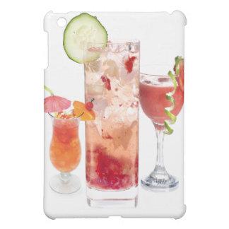 Red Drinks iPad Mini Cover
