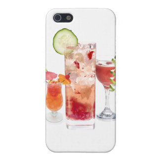 Red Drinks iPhone SE/5/5s Cover