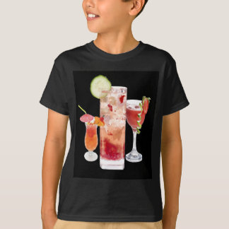 Red Drinks T-Shirt