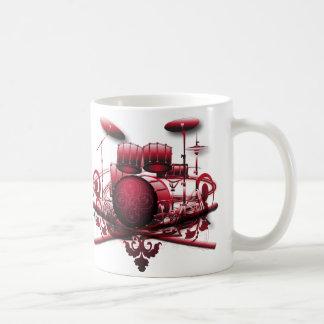 red-drum-design, red-drum-design coffee mug