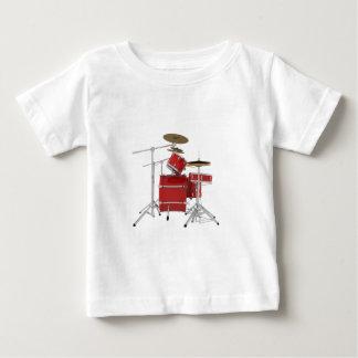 Red Drum Kit: Baby T-Shirt