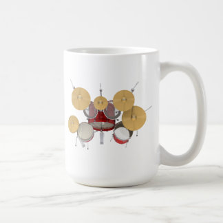 Red Drum Kit: Coffee Mug