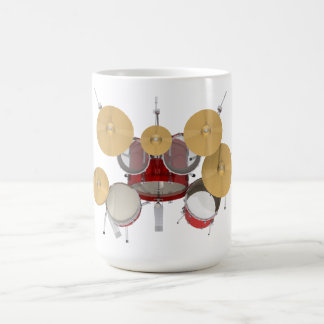 Red Drum Kit: Coffee Mug