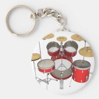 Red Drum Kit: Keychain