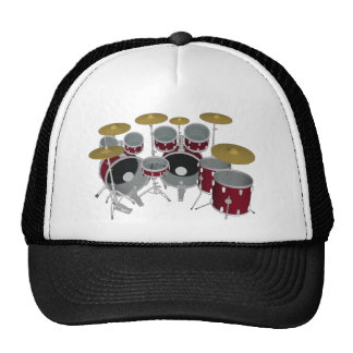 Red Drum Kit - Trucker Hat #1