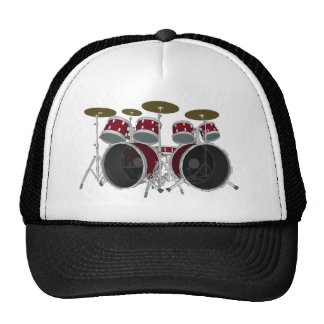 Red Drum Kit - Trucker Hat #2