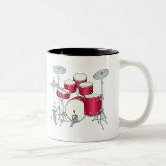 Red Drums Mug