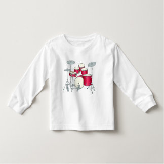 Red Drums Toddler T-Shirt