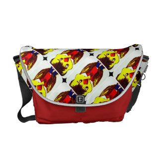 Red Duck Boy Baby Bag