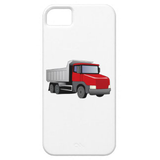 Red Dump Truck iPhone 5 Covers